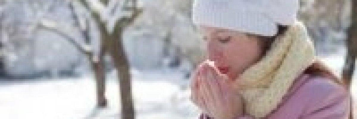 A téli hidegben mindenki fázik, de nem mindegy mennyire, hiszen a túlzott hidegérzékenység mögött betegség is állhat