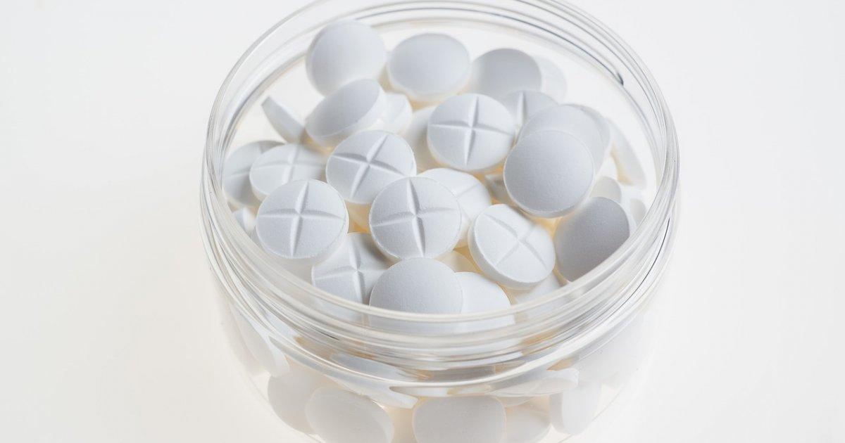 Aszpirin visszér