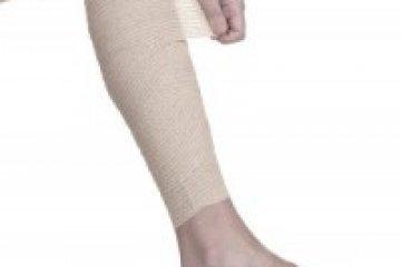 Harcoljon a lábszárfekély ellen kompressziós kezeléssel